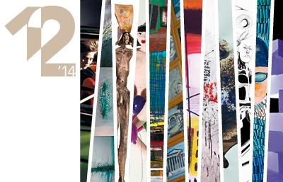 12aus14 - IM DIALOG, Gruppenausstellung bei MuniqueART