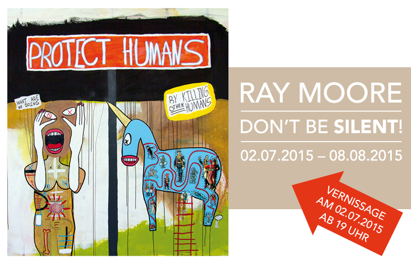 Ray Moore bei MuniqueART