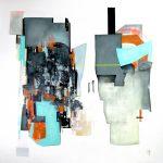 ALSOOMSE / Acryl on canvas / 160 x 160 cm / 2016