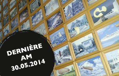 Dernière der Cornelius Hirsch Ausstellung bei MuniqueART am 30. Mai 2014 ab 18:30 Uhr
