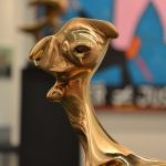 BERLINER HENNE / Sven Bergholz / Bronze