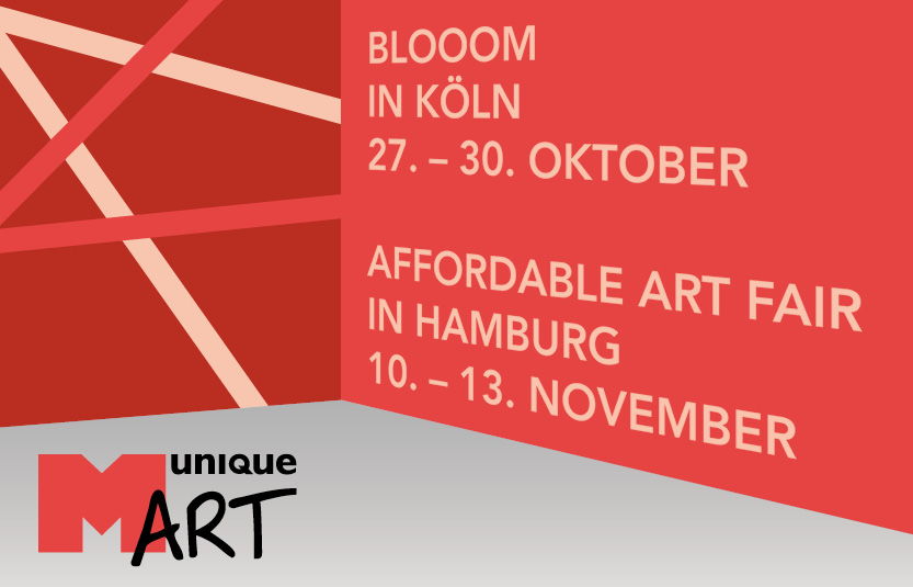 Messen 2016 - BLOOOM und Affordable Art Fair