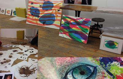 MuniqueART - Impressionen der Künstlerbewerbungen