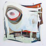 Nitzitta / Acryl on canvas / 200 x 200 cm / 2015