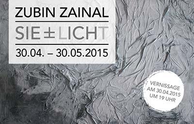 Zubin Zainal bei MuniqueART